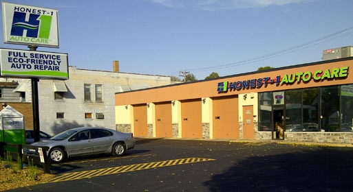 Honest-1 Auto Care Uptown - Open