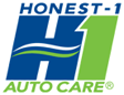 Honest-1 Auto Care Uptown logo