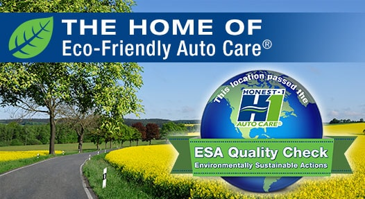 Honest-1 Auto Care Uptown is ESA Certified